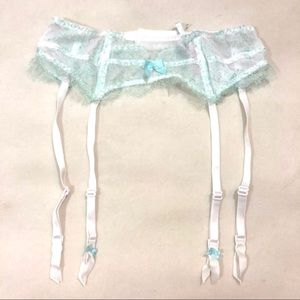 Victoria's Secret Intimates & Sleepwear - NWT I Do Victoria's Secret Lace Garter Belt